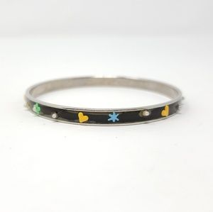 *free gift when added to bundle* enamel braclet